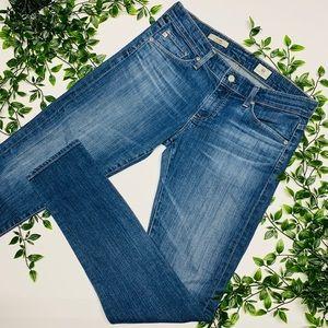 AG The Nikki Skinny Jeans (28)